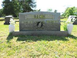 Ruby Thelma <i>Smith</i> Rich