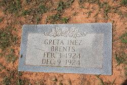 Greta Inez Brents