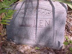 Valentine Allen