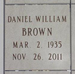 Daniel William Brown