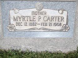Myrtle Geneva <i>Poynter</i> Carter