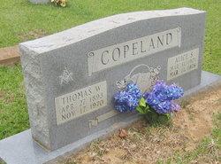 Alice Segars Copeland