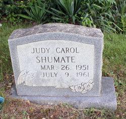 Judy Carol Shumate