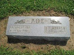 Blanche <i>Rosemeier</i> Poe