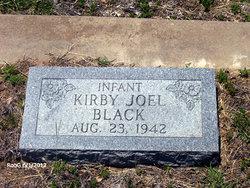 Kirby Joel Black