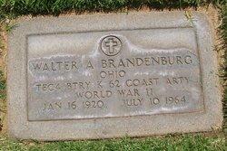 Walter Austin Brandenburg
