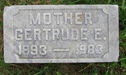 Gertrude E. Arnold
