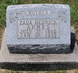 Zada <i>Hedrick</i> Armes