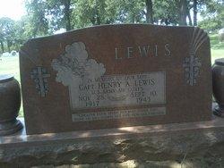 Henry Arthur Lewis