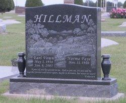 Earl Vaughn Hillman