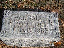 Simon Bainter