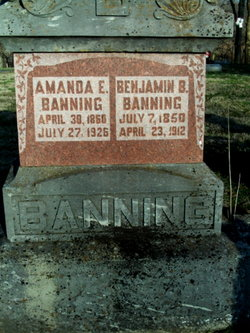 Amanda E. Banning
