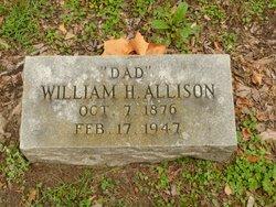 William H Allison