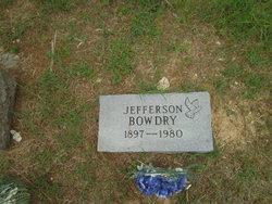 Jefferson Bowdry