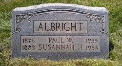 Paul W. Albright