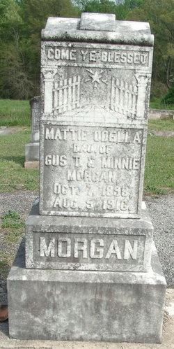 Mattie Odella Morgan