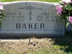 Odes Everett Baker