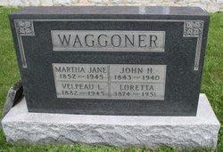 John H Waggoner