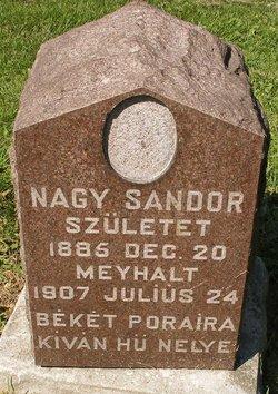 Sandor Nagy
