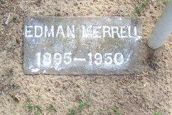 Edman Andrew Merrell