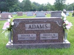 Freeda Mary <i>Theobald</i> Adams
