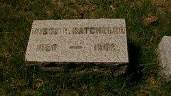 Jesse H Batcheler