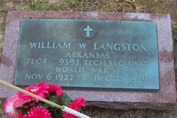 William Warren Langston