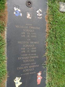 Michelle Christina <i>Barnes</i> Scruggs
