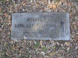 Abbie Ruth <i>Kay</i> Ferguson