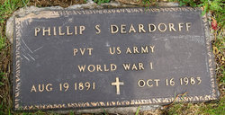 Phillip Sheridan Deardorff