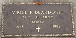 Virgil Frederick Deardorff