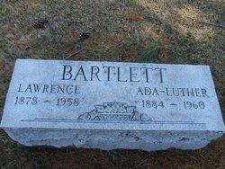 Ada E. <i>Luther</i> Bartlett