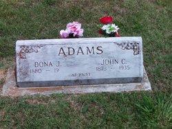 Dona J. <i>Cannon</i> Adams