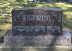 Sarah Leota <i>Miller</i> Brunni