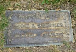 Addie May <i>Barron</i> Chandler