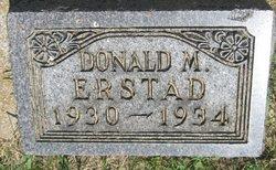 Donald Marlyn Erstad