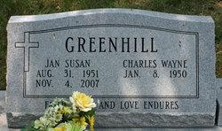 Charles Wayne Greenhill