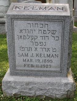 Samuel J. Sam Kelman
