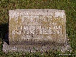 Julia Ann <i>Duncan</i> Barnett