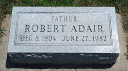 Robert B Adair
