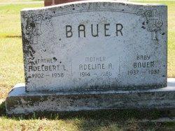 Adeline <i>Braatz</i> Bauer