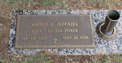 Aubry C Jeffries