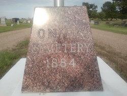 Onida Cemetery
