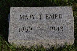 Mary T Baird