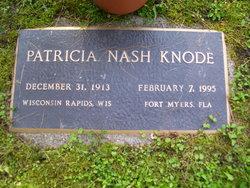 Patricia <i>Nash</i> Knode