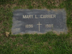Mary Louise <i>Archamboult</i> Carrier