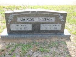 Lucile Vi Era <i>Snipes</i> Henderson