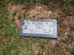 Delbert H. Speck Scott