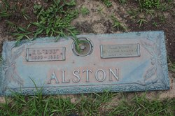 Mae <i>Reese</i> Alston