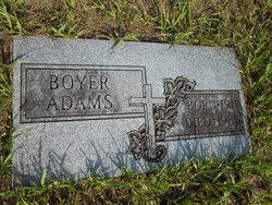 Boyer Adams